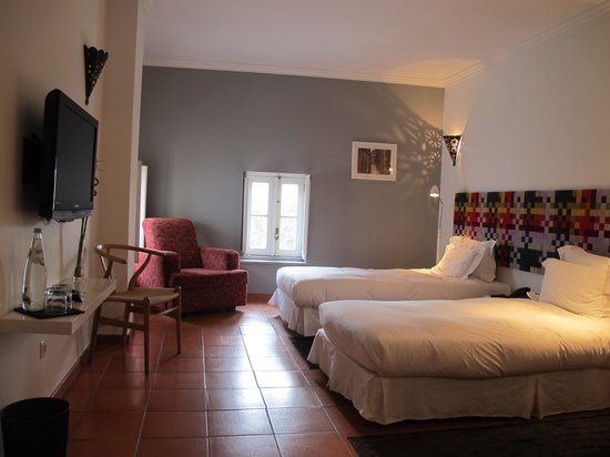Albergaria do Calvario: Twin Room