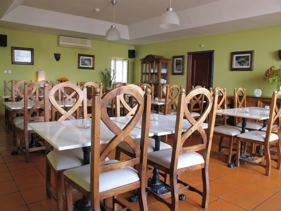 Albergaria do Calvario: Breakfast Room