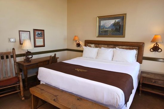 Stockyards Hotel: Cattle Baron Suite