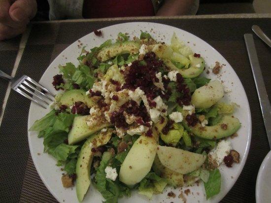 Terra-Cotta : another salad