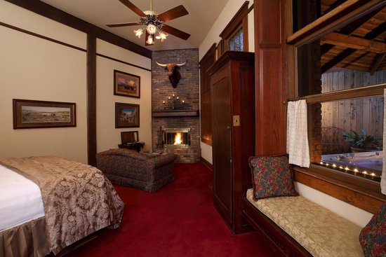 Stockyards Hotel: Celebrity Suite
