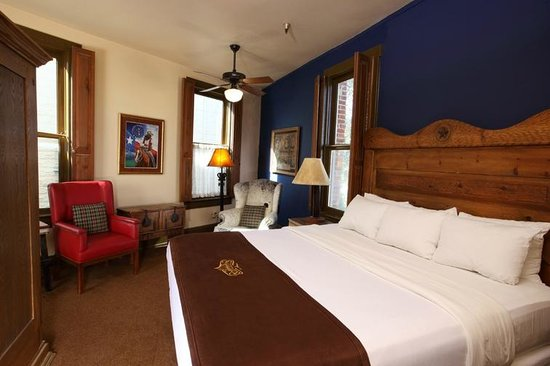 Stockyards Hotel: Texas Suite