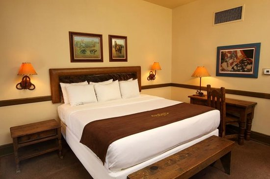Stockyards Hotel: Western Deluxe