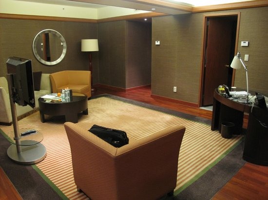 Grand InterContinental Seoul Parnas: Living Room