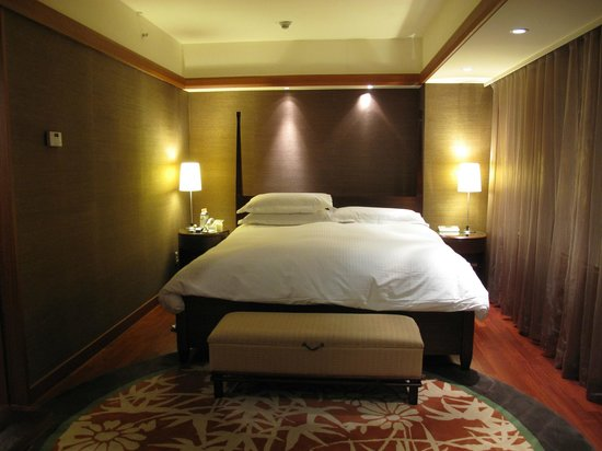 Grand InterContinental Seoul Parnas: Bedroom in the Residence Suite