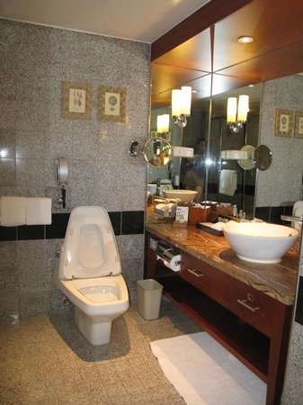 Grand InterContinental Seoul Parnas: Bathroom #2