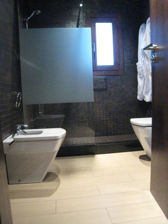 Hotel GIT Abentofail:                   Bathroom