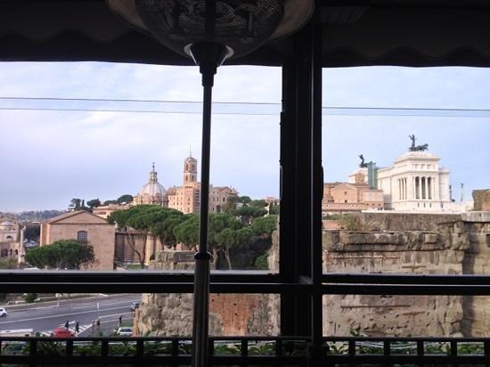 Hotel Forum Roma: un petit déjeuner inoubliable !