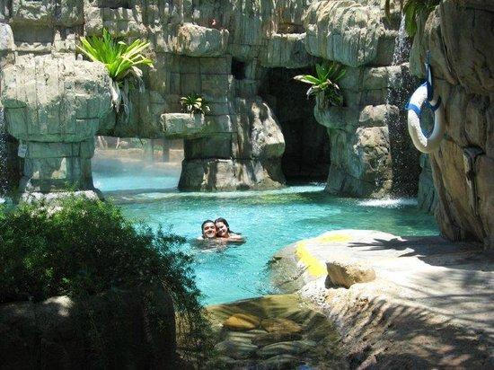 Piscina natural picture of ocean world adventure park for Piscina natural de puerto santiago
