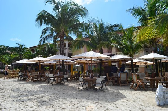 Infinity Bay Spa and Beach Resort:                   The Palapa Bar
