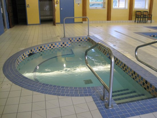 Manning Park Resort: Hot Tub