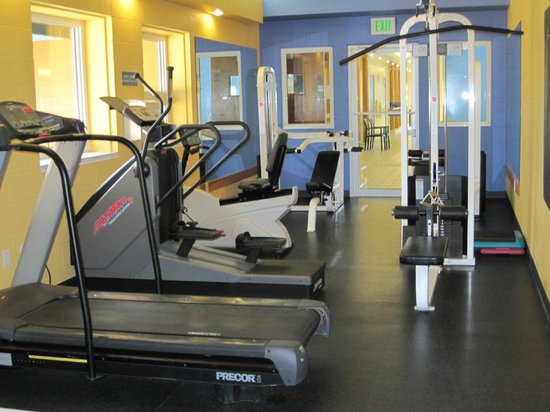 Manning Park Resort: Fitness Centre