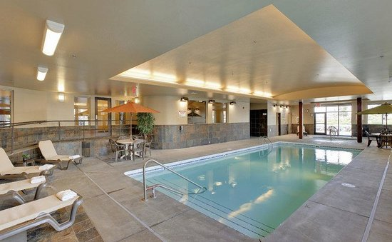StoneCreek Lodge Missoula: Indoor Heated Mineral Pool & Spa