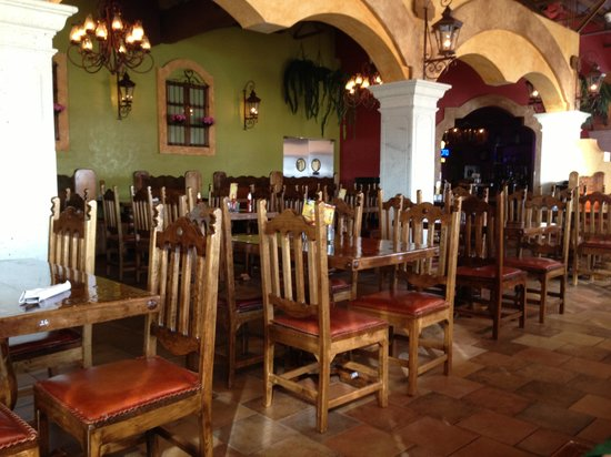 Azul Tequila Bar and Grill:                   Stopped by for a late lunch one Saturday afternoon!