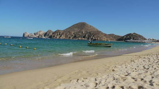 The Westin Los Cabos Resort Villas & Spa: On the beach in Cabo - cab ride from hotel.