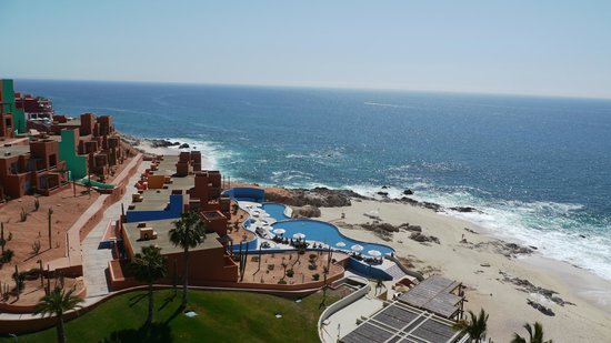 The Westin Los Cabos Resort Villas & Spa: View from the balcony