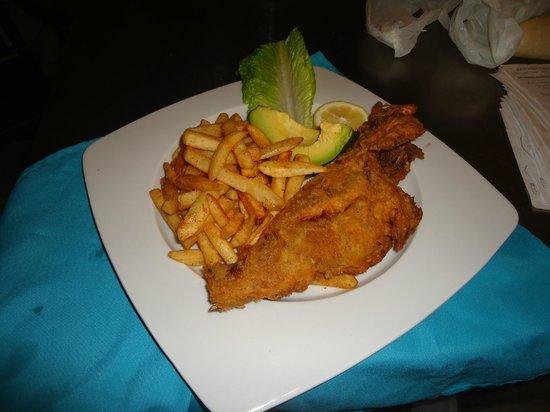 Mr. Grouper's Restaurant :                                     So Good
