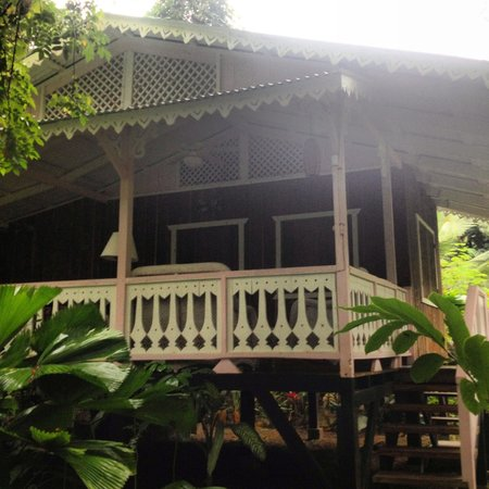 Cubali Houses:                   Incredible place in the Caribbean !