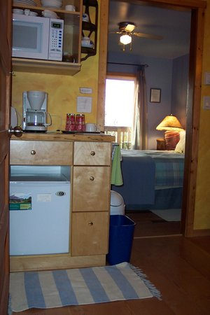 Heron's Rest Bed & Breakfast: Heron's Nest Kitchenette