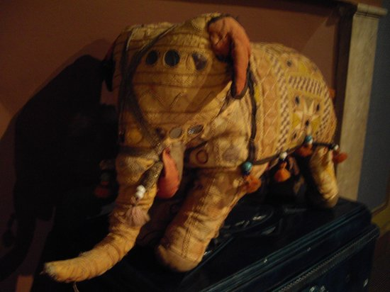 Villa Mon Repos :                   Elephant in our room