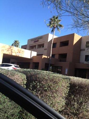 Courtyard Scottsdale North: exterior