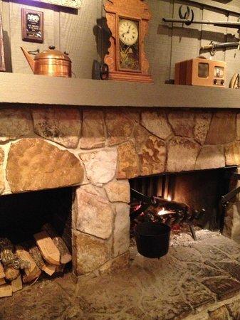 Cracker Barrel: Warm!