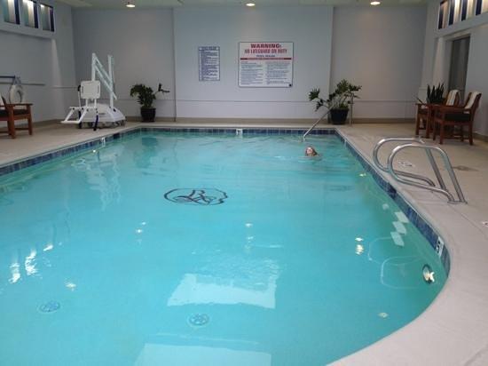 Renaissance Charlotte SouthPark Hotel:                   nice pool!