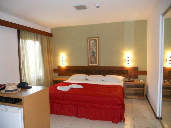 Salinas de Maceio Beach Resort:                   nuestra habitación