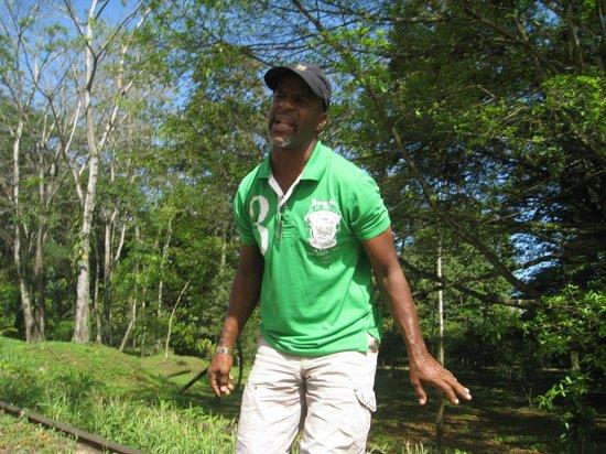 Manuel (Tortuguero WildLife Tour Guide )