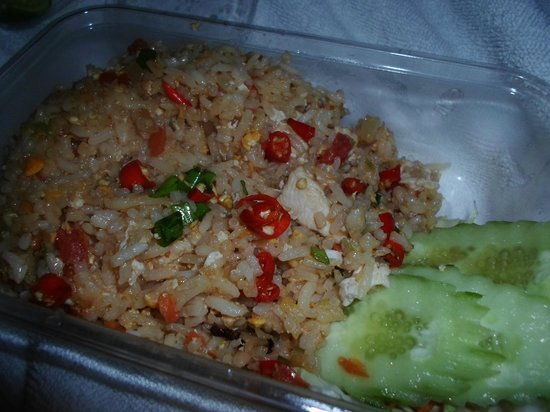 The Phoenix Hotel Bangkok: The Phoenix Restaurant Fried Rice