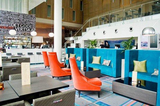Scandic Stavanger Airport: Bar/Lounge