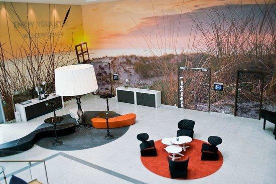 Scandic Stavanger Airport: Lobby