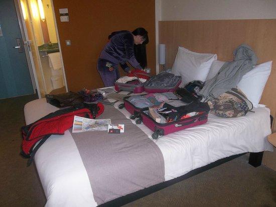 ibis Manchester Centre Princess Street Hotel: Room