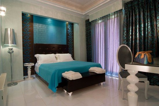 Athens Diamond Homtel: Guest Room