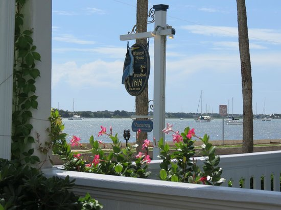 Bayfront Westcott House Bed & Breakfast: St Augustine Bed and Breakfast Bayfront