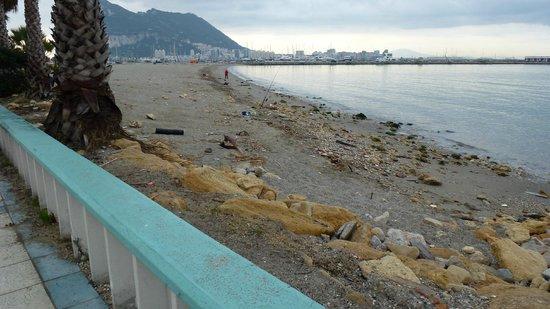 AC Hotel La Linea:                   La Linea beach
