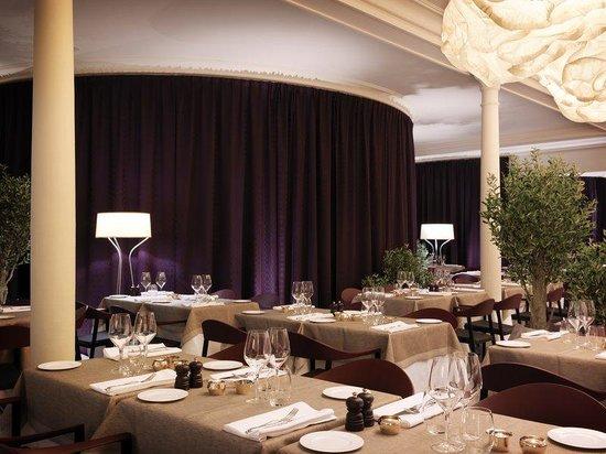 Nobis Hotel: Restaurant