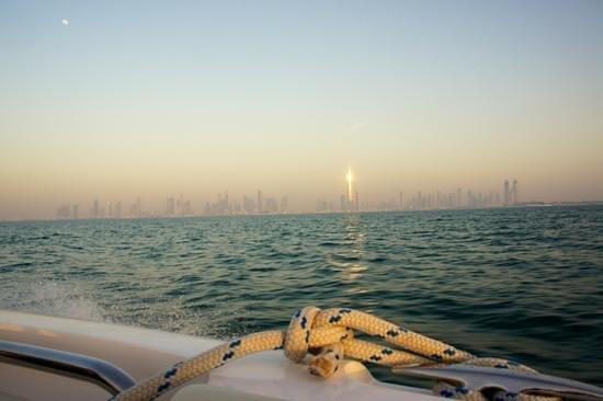 Marine Concept Yacht Charter & Sea School: Burj Khalifa
