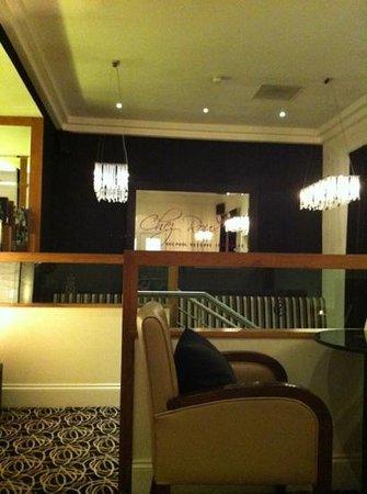 Rocpool Reserve hotel & Chez Roux: Rocpool bar