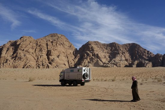 Desert Moon Camp - Day Tours