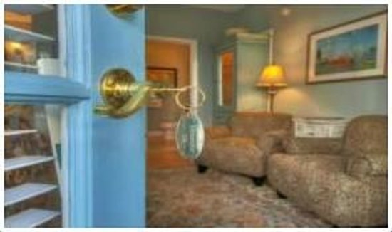 Bayfront Westcott House Bed & Breakfast: Welcome!