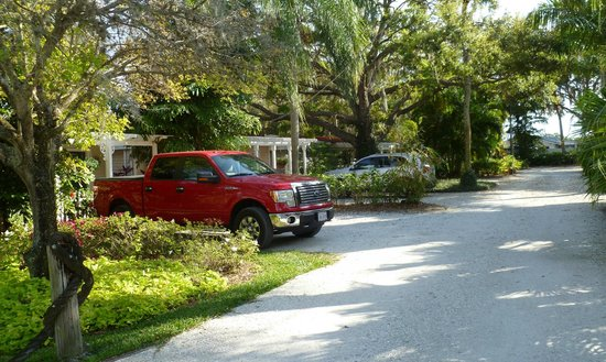 Pirates Pointe Resort:                   Comfy Key West style cottages.