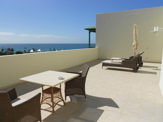 Lopesan Villa del Conde Resort & Corallium Thalasso:                   Terrace