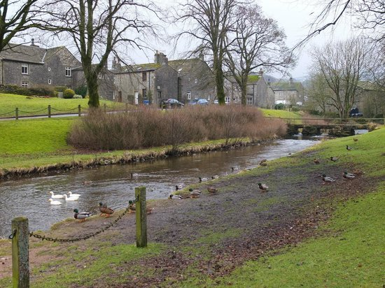The Fountaine Inn:                   The beck at Linton