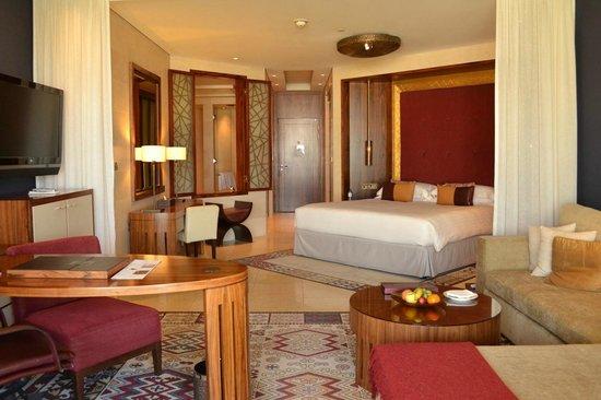 Raffles Dubai: Signature room view