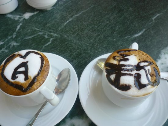 Sultan Gardens Resort:                                     Coffees made by Ahamed Saad