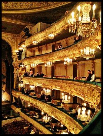 State Academical Mariinskiy Theatre :                   Mariinsky Theatre