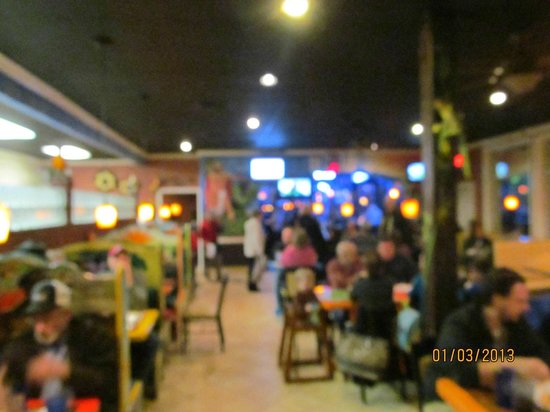 Sol Azteca: This Place is Hopping