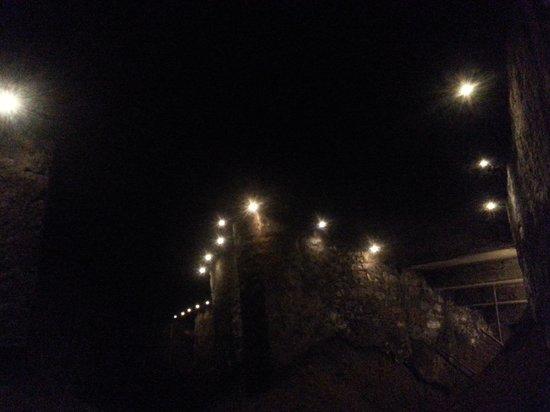 Viterbo Underground: il percorso