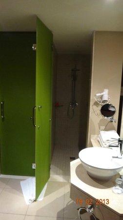 NH Punta Cana:                                     ducha muito boa